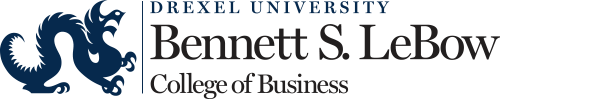 LeBow College of Business formal logo