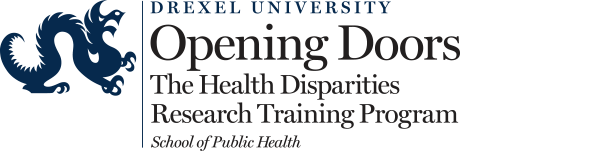 Opening Doors - The Health Disparities Research Training Program, School of Public Health