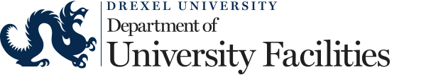 Department of University Facilities primary logotype