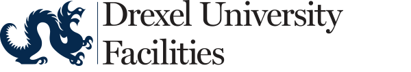 Drexel University Facilities informal logo