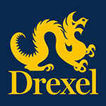 Social Media Drexel University informal logo
