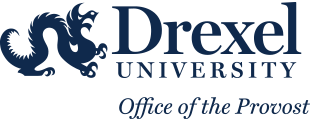 Drexel University letterhead header