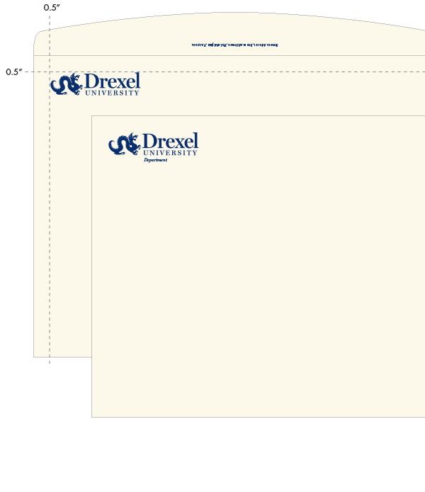 Drexel Large Envelopes