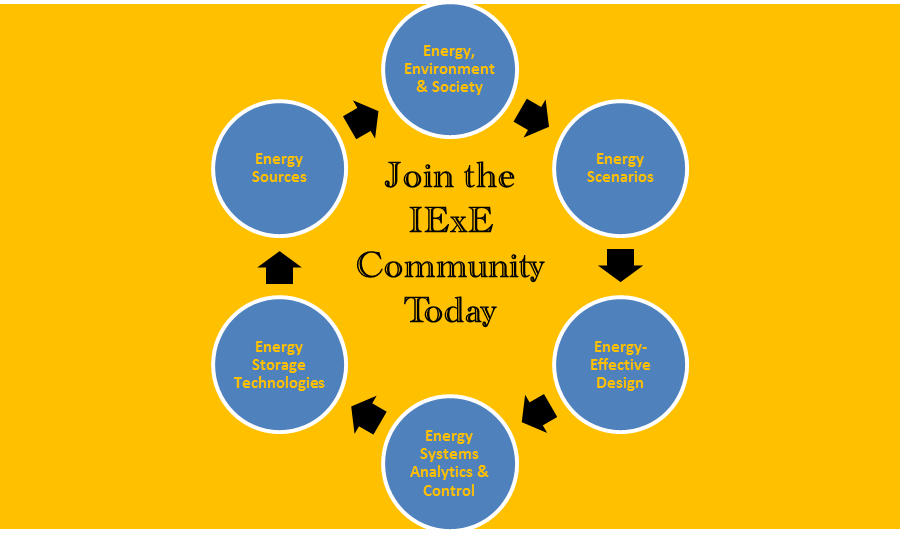 Join the IExE Community!