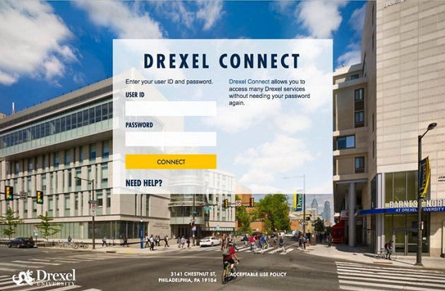 Drexel Connect Updated