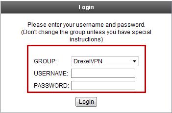 VPN for Mac OS X   Information Technology   Drexel University