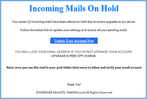 Email/Account Scams | Information Technology | Drexel University
