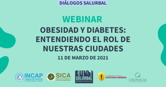 Obesidad y Diabetes event promo cover