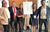 Group of Drexel UHC researchers at IAPHS conference