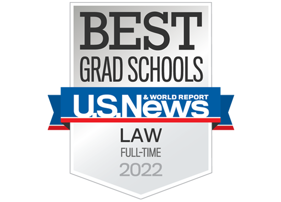 US News & World Report Best Grad Schools 2022 logo