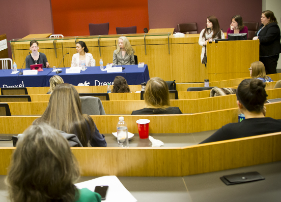 Panel Debunks Myths Surrounding Domestic Violence
