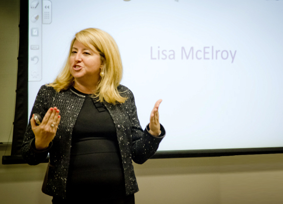Professor Lisa McElroy
