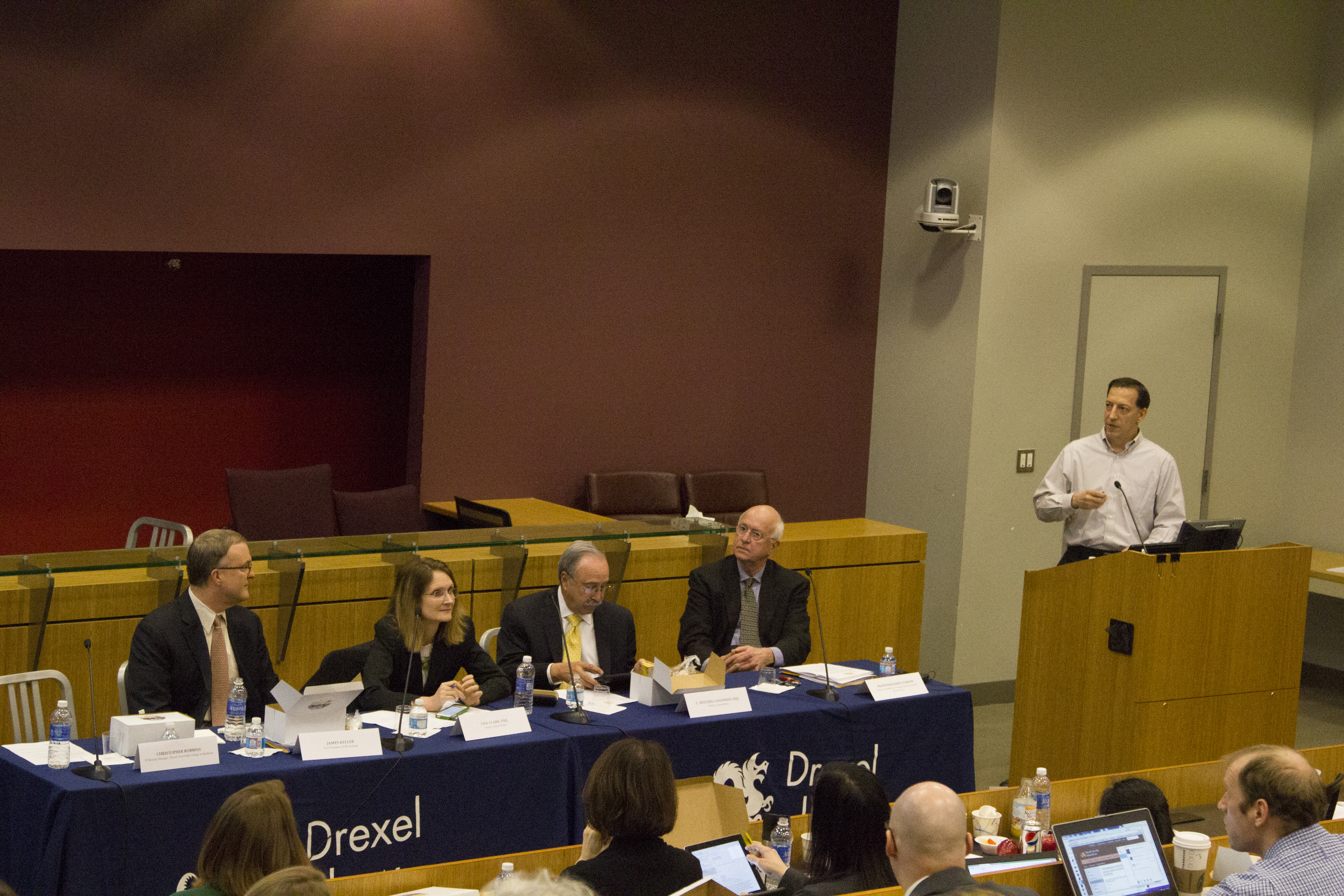 mHealth law and regulatory panel