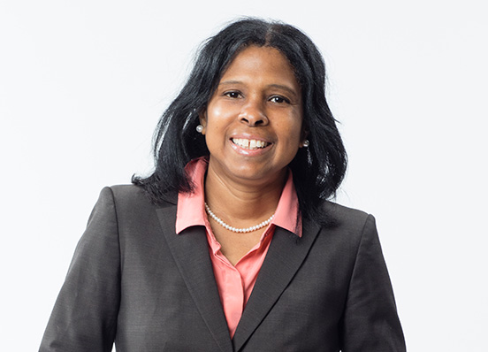Professor Tracye Edwards
