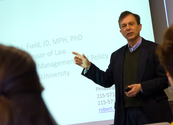 Professor Robert Field