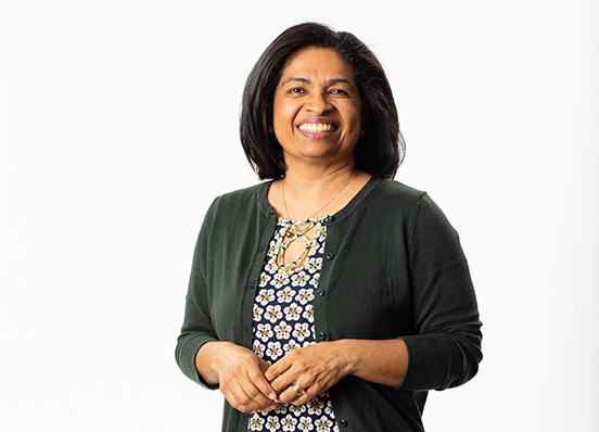 Professor Reena Parambath