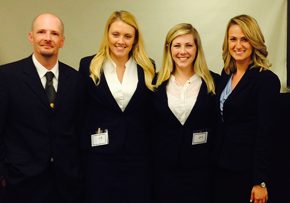 Trial Team Advances to Semi-Finals in Golden Gate Law School Competition 2015