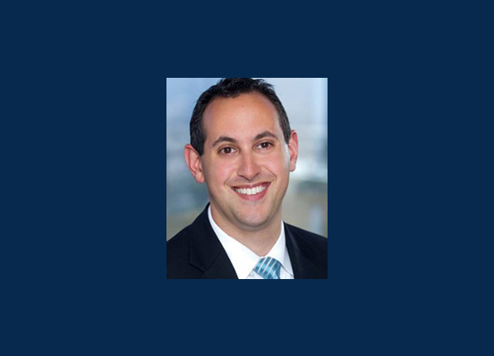 Justin Bernstein, associate director of Trial Advocacy