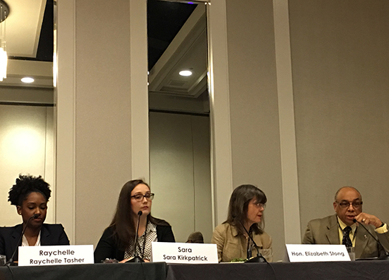 3L Sara Kirkpatrick speaks on panel at ABA Business Law Section annual spring meeting 2017