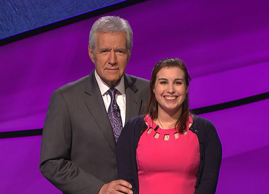 14 Alumna Wins $42,000 as a Jeopardy! Contestant | Drexel Kline