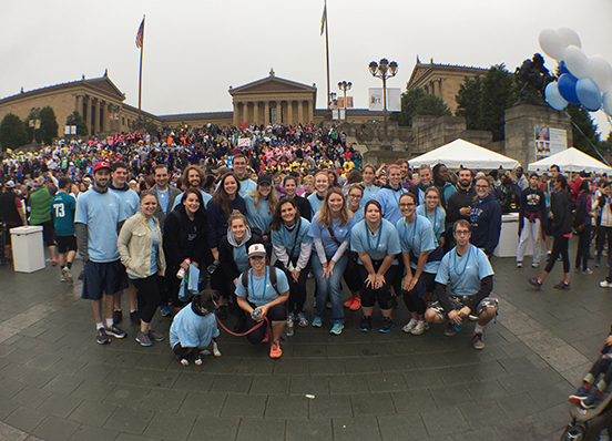 Students Help Raise Money for Suicide Prevention | Drexel ...