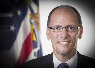 U.S. Secretary of Labor Thomas Perez will speak at the sixth commencement ceremony for Drexel University's School of Law