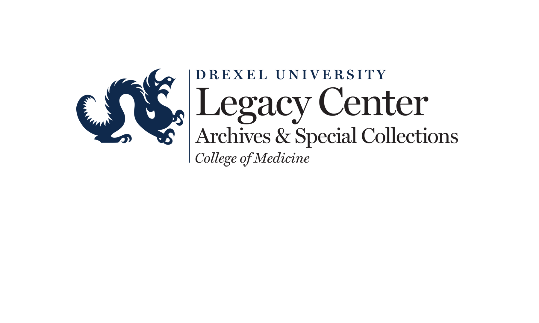 Legacy Center Archives and Special Collections logo