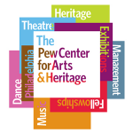Pew Center for Arts and Heritage logo (The Legacy Center Archives and Special Collections)