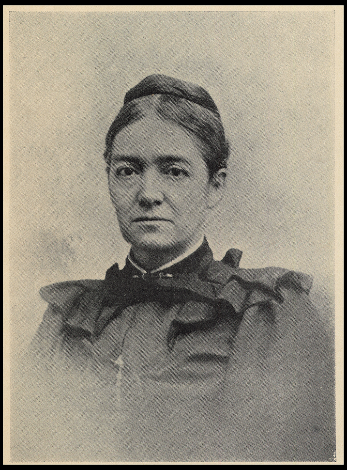 Mary Putnam Jacobi, undated (The Legacy Center Archives and Special Collections)