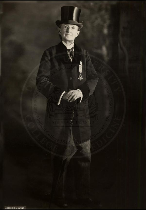 Mary Walker, 1910 (The Legacy Center Archives and Special Collections)