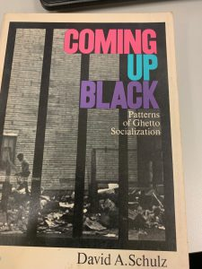 Coming Up Black by David A. Schulz (The Legacy Center Archives and Special Collections)