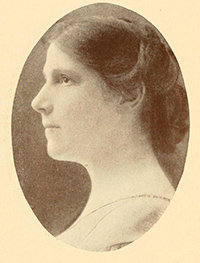 Dr. Rosalie Slaughter Morton. Image courtesy of Wikimedia Commons.