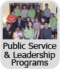 Public Service and Leadership Programs