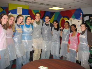 CCE service learning