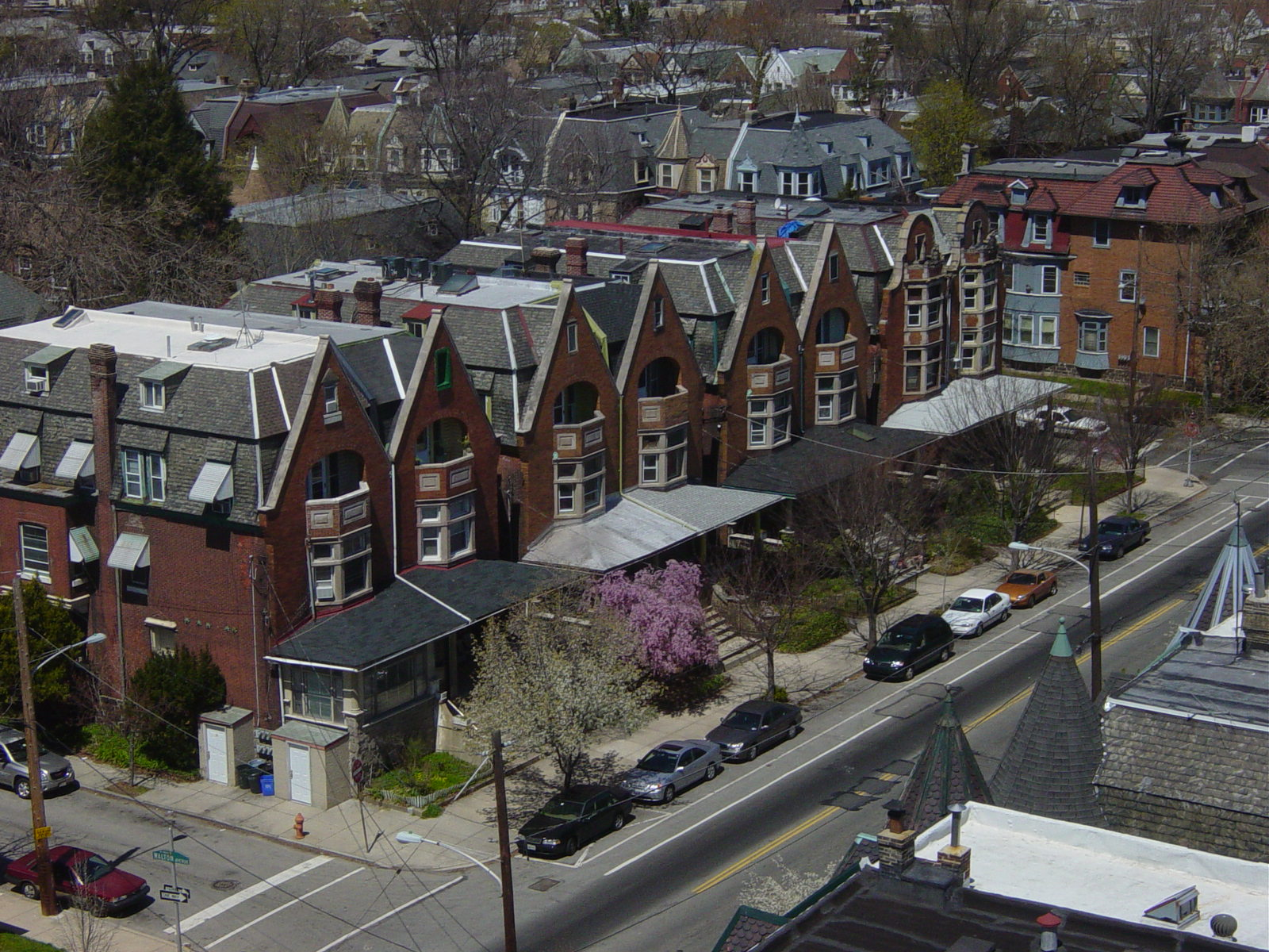 West Philadelphia Row Homes