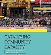 Cover of the Executive Summary of Catalyzing Community Capacity