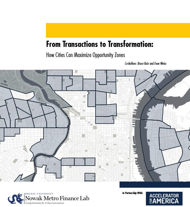Transaction to Transformation Cover Page