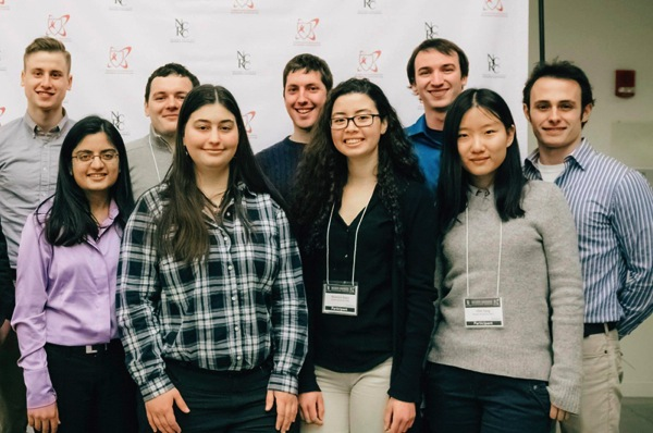 Drexel Students at the National Collegiate Research Conference at Harvard