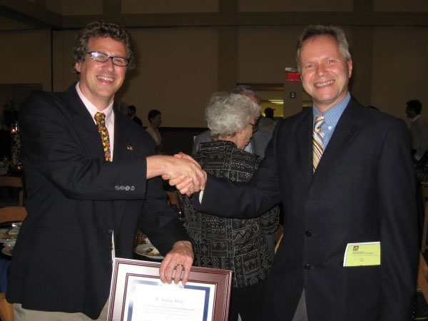 Andrew Hicks Research Award