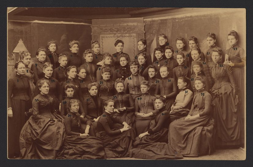 Woman's Medical College of Pennsylvania Class of 1889