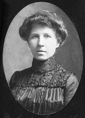'Dr. Annie,' as she was known, was initially educated by her physician father. She graduated from Woman's Med in 1884.