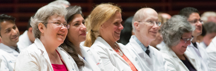 Drexel University College of Medicine Faculty - White Coat Ceremony 2017