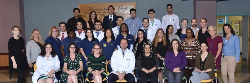 Group photo of members of Drexel Neurosciences Institute