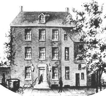 Drexel University Alumni Association - Woman's Medical College in 1850 at 627 Arch Street