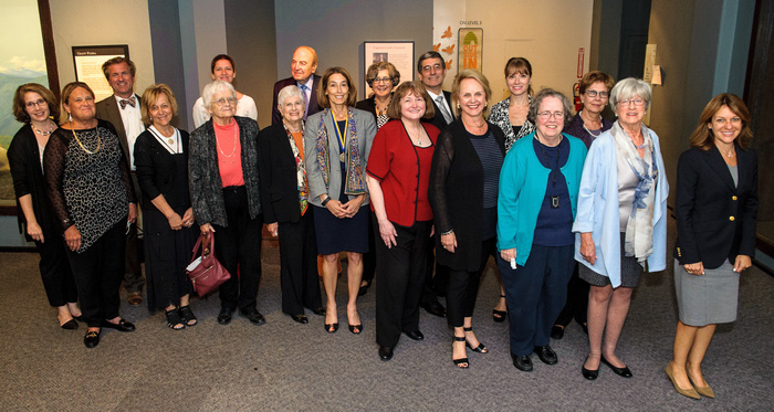 The 2016 Marion Spencer Fay Award Committee