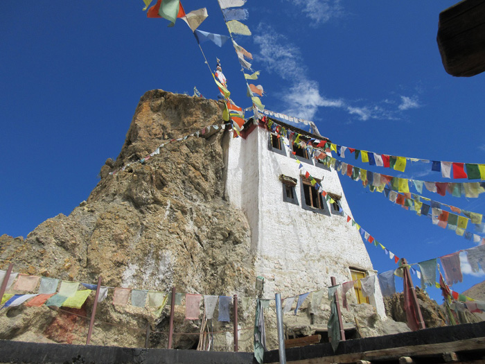 Drexel medical student Chris Fong in Tibet with Himalayan Health Exchange.