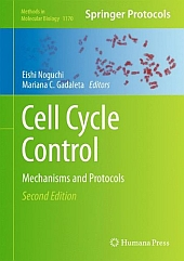 Cell Cycle Control: Mechanisms and Protocols