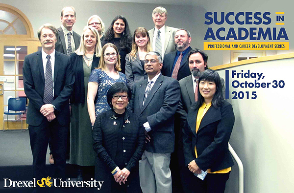 Success in Academia - October 30, 2015