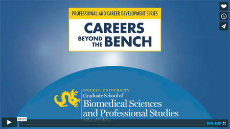 Careers Beyond the Bench Video