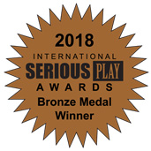 2018 International Serious Play Awards Bronze Medal